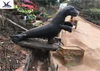 Cina Sea Lion Statue Animatronic Animals Garden Decoration Silicon Lifelike Simulated pabrik