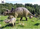 High Simulation Attractive 	Giant Dinosaur Statue Replica For Amusement Park